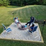 A new firepit - celebrating son's day 2020