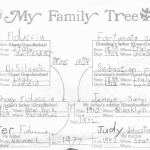 My Family Tree (3rd grade)