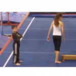 Ryans Gymnastic Risk Pays Off