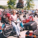 50-y-o Woman Grabs The Throttle And Conquers A Major Life Barrier