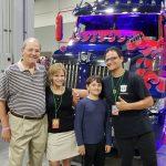 Atlanta trip with Nana and Optimus